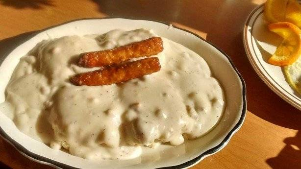 Biscuits and Gravy full order